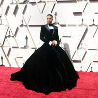 Billy Porter made a political statement on the red carpet