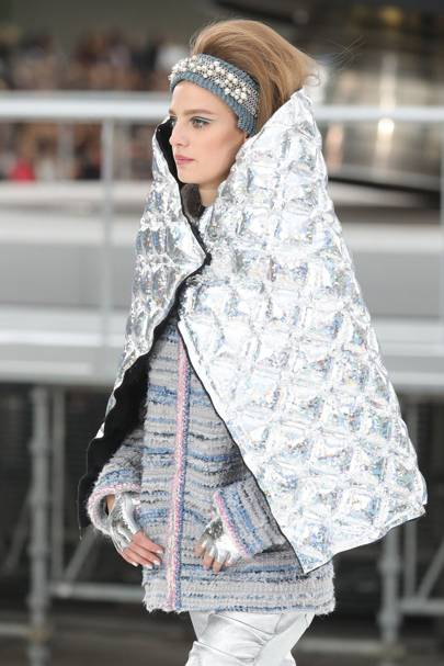 The Space Blankets