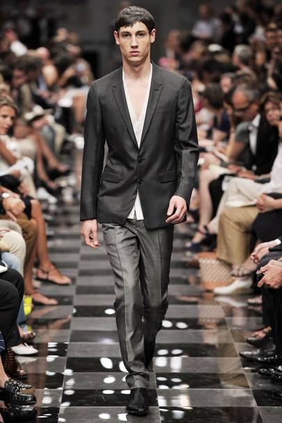 73a59cdde15 Prada Spring Summer 2010 Menswear show report