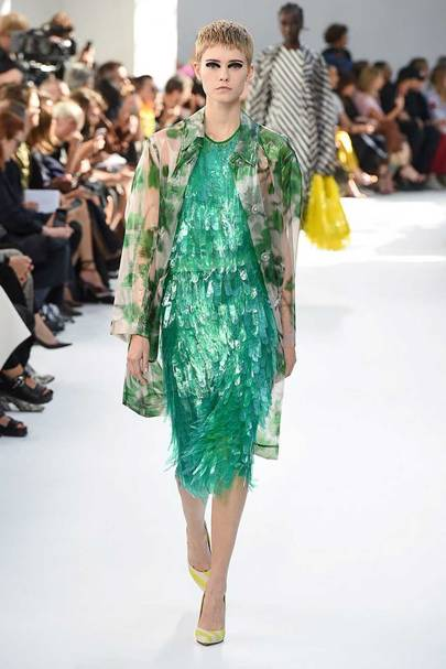 7ed1ea5ac7 Dries Van Noten Spring Summer 2019 Ready-To-Wear show report ...