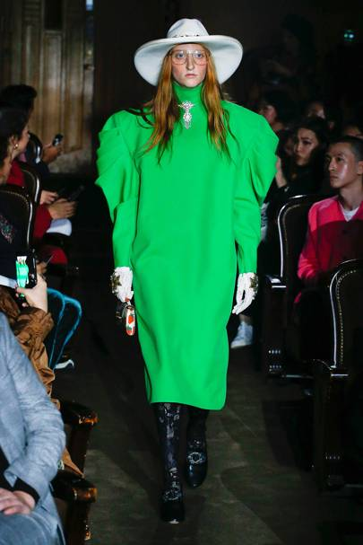 0d29a796c952 Gucci Spring Summer 2019 Ready-To-Wear show report