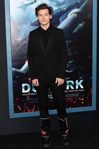 Dunkirk premiere, New York - July 18 2017