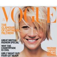 Vogue Cover, February 1998