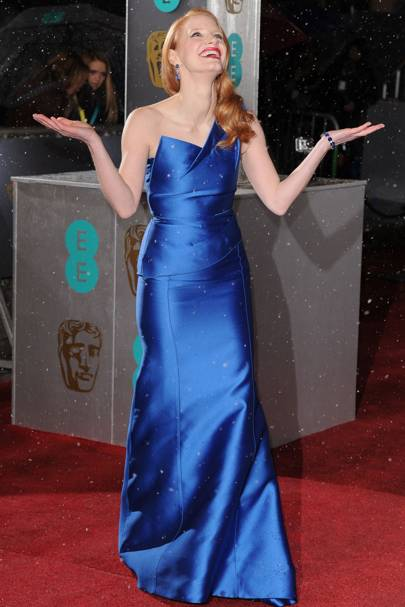 February: BAFTAs