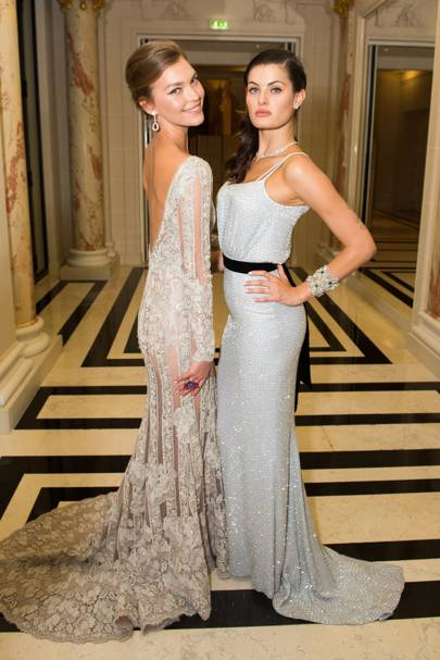 Ralph and Russo and Chopard dinner, Paris - January 25 2016