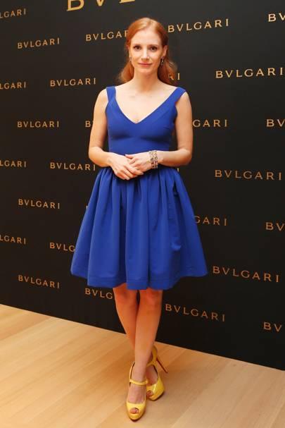 Bulgari store opening, Shanghai – June 17 2013