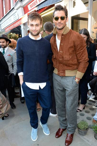 Club Monaco Chiltern Street Opening Party, London - June 10 2015