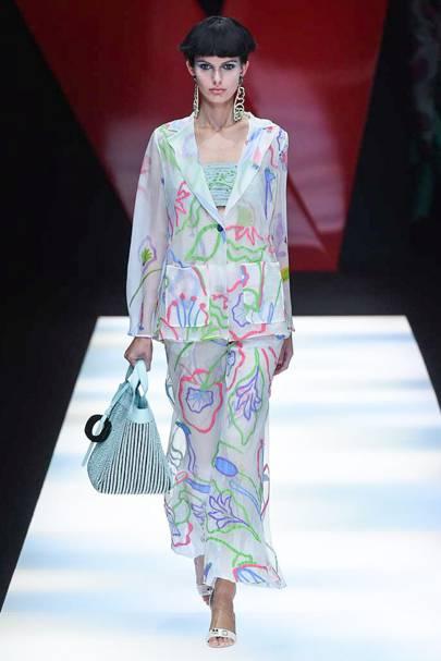 Giorgio Armani Spring Summer 2018 Ready-To-Wear show report   British Vogue f26631884d