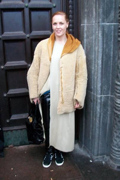 Mara Barford, stylist