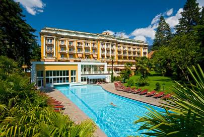 The Palace Merano Espace Henri Chenot, South Tyrol, Italy
