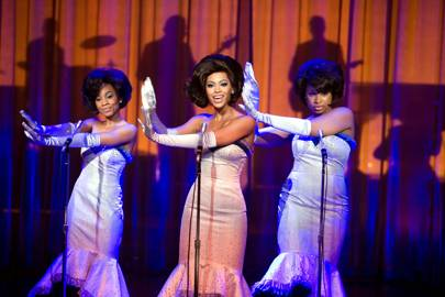 Beyonce in Dreamgirls