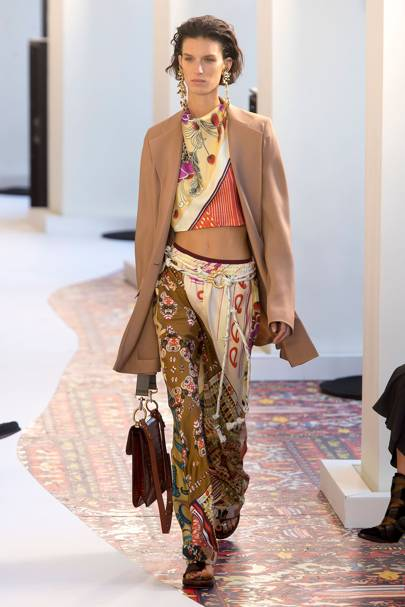 269be588a5c7 Chloé Spring Summer 2019 Ready-To-Wear show report