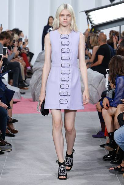 Suzy Menkes Review Paco Rabanne, Manish Arora And Carven ...