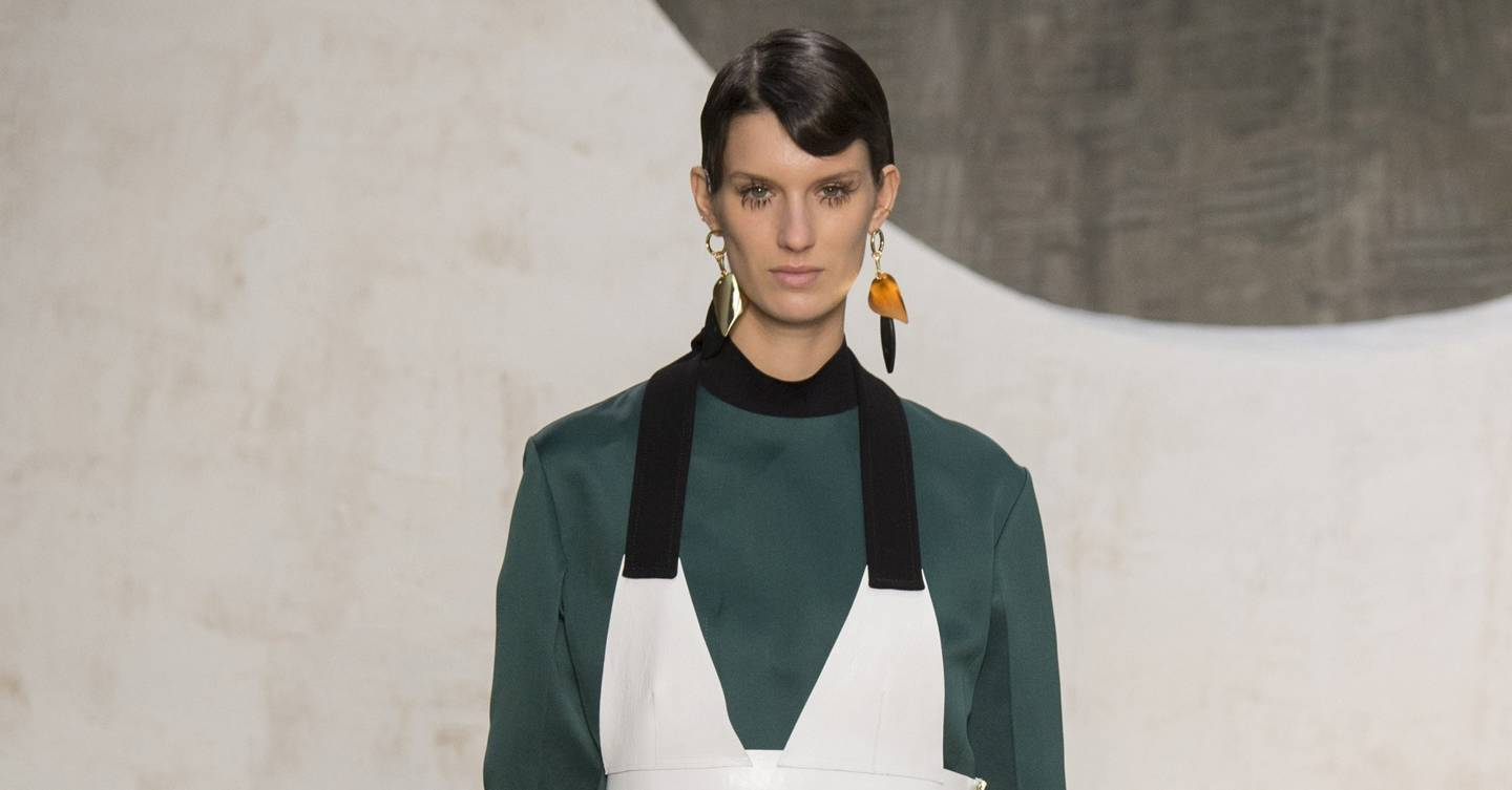 Marni Spring Summer 2016 Ready To Wear Show Report British Vogue En Ji By Palomino Leana Backpack Black