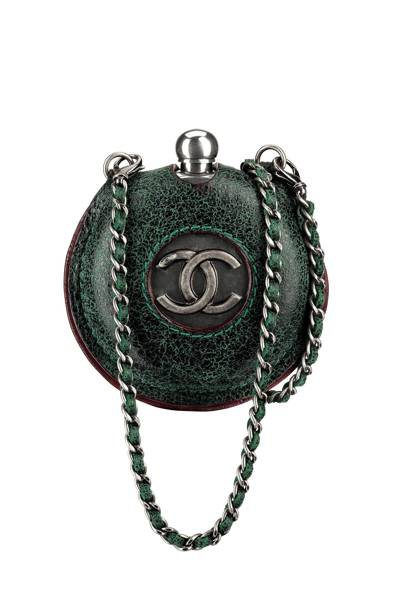 Chanel Hip Flask