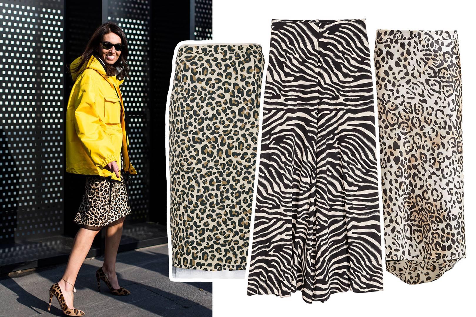 ddeabff69d Shop The Street Style: Animal Print | British Vogue