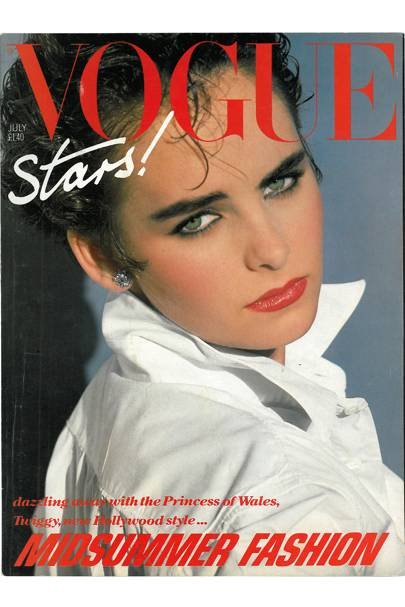 Vogue Cover July 1983
