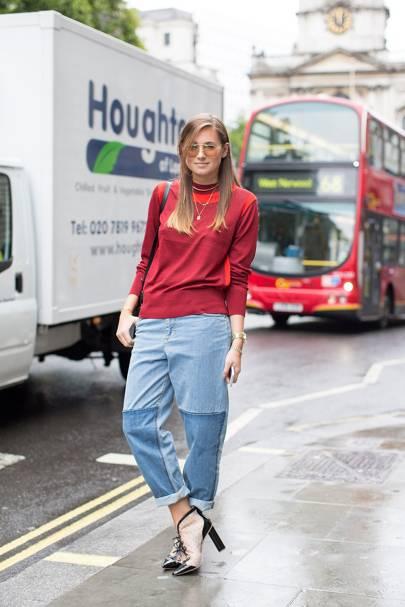 Danielle Bernstein, blogger