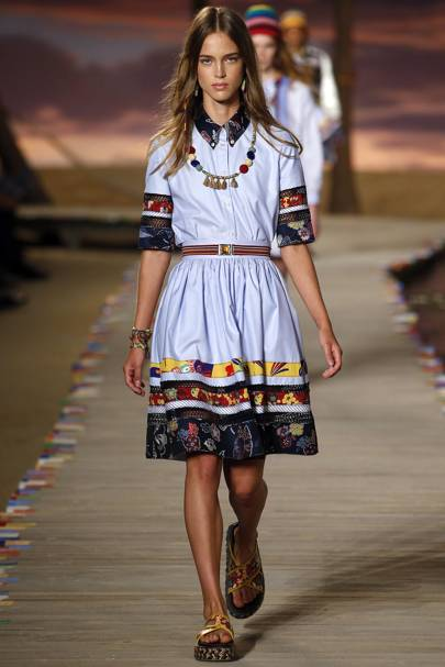 Tommy Hilfiger Spring/Summer 2016 Ready-To-Wear show report | British Vogue
