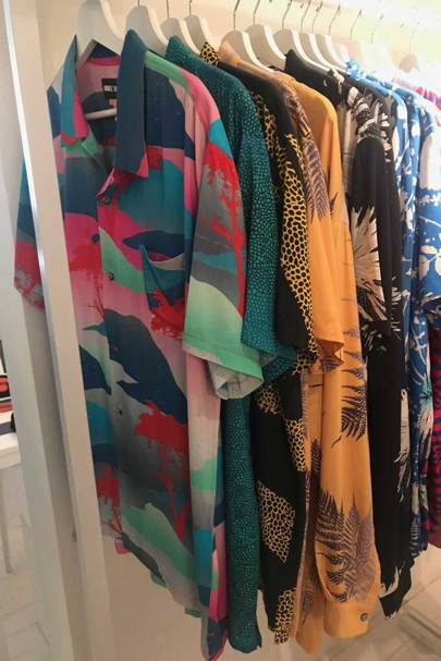 A revival of the Hawaiian shirt, by Double Rainbouu