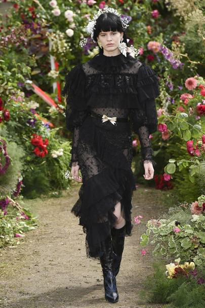 The Widow: Rodarte