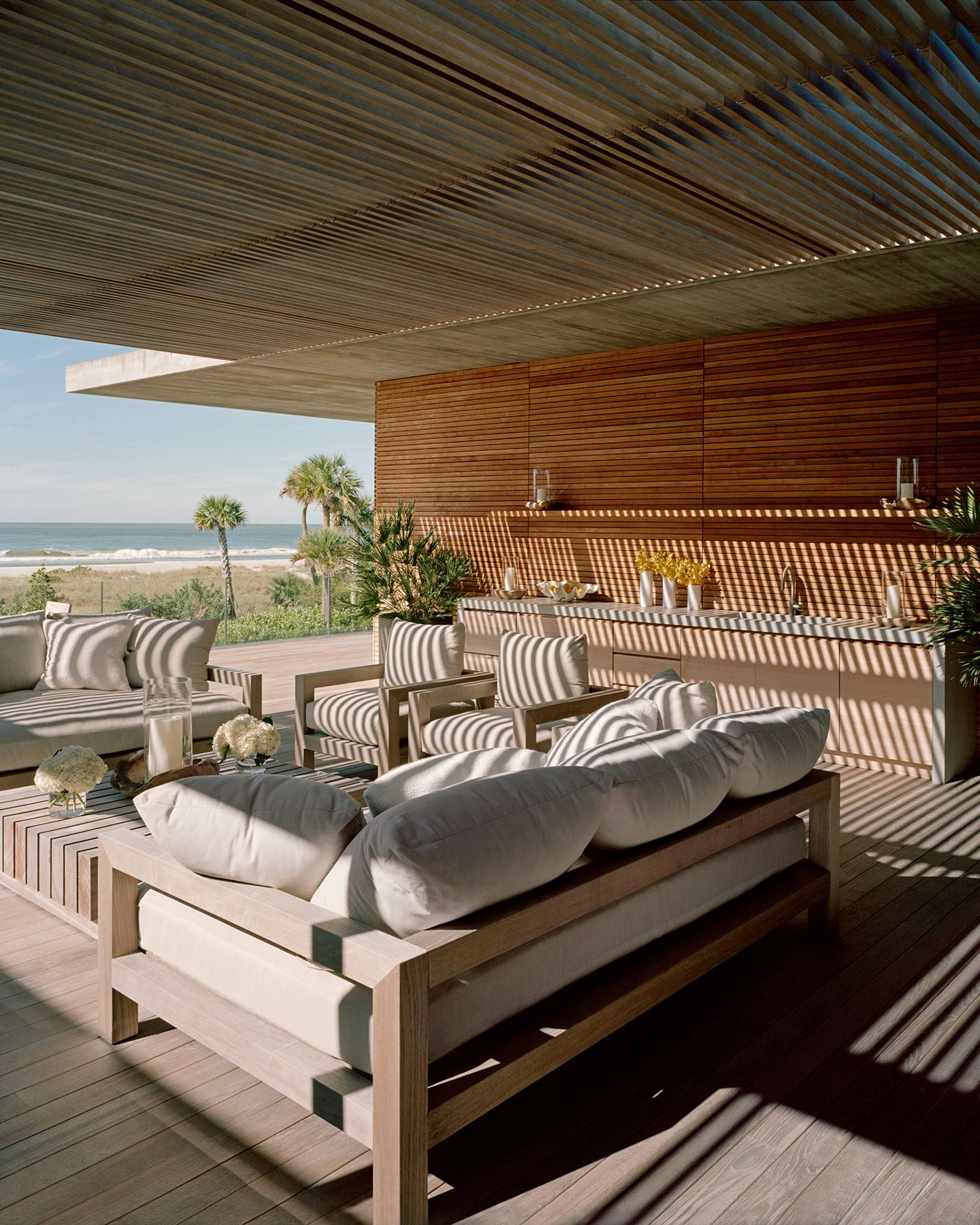 41cf56033714 Michael Kors New House in Florida is a Haven Of Windswept Luxury | British  Vogue