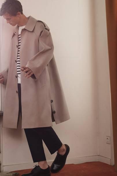Sandro Spring Summer 2018 Menswear show report   British Vogue 48d1c66e2dc
