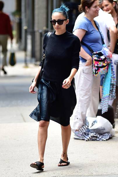 New York - August 18 2014