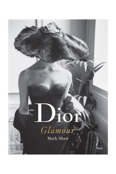 The Dior Glamour cover