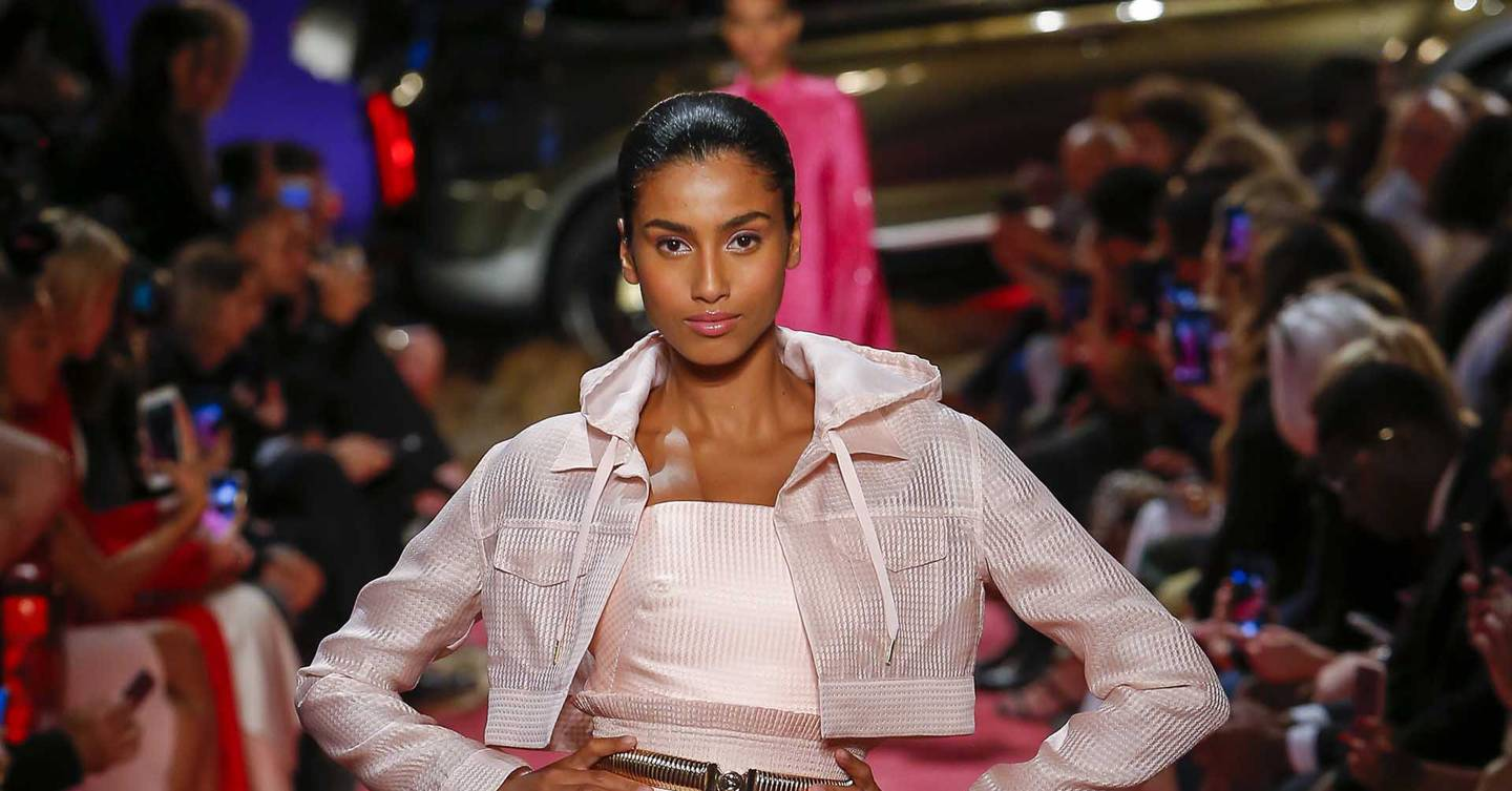 b49968a209 Brandon Maxwell Spring Summer 2019 Ready-To-Wear show report ...