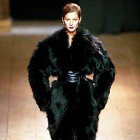 2000 - Yves Saint Laurent, autumn/winter 2000