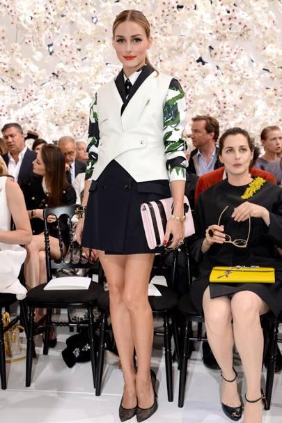 Dior show - July 7 2014