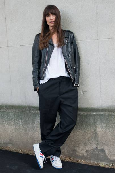Adopt: The Oversized Tailored Trouser