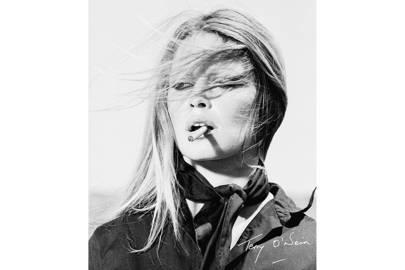 Brigitte Bardot,  1971