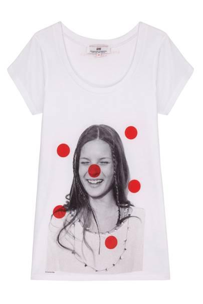 Stella McCartney's Kate Moss T-shirt