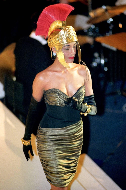 Fashion week Spotlight: Designer Franco Moschino for woman