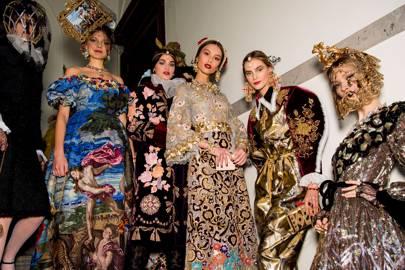 Dolce   Gabbana  A Day Of Atonement   British Vogue 01f43fe1fb