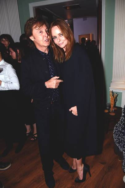 Stella McCartney Green Carpet Collection event – September 14 2014
