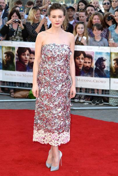 Far From The Madding Crowd  premiere, London - April 15 2015