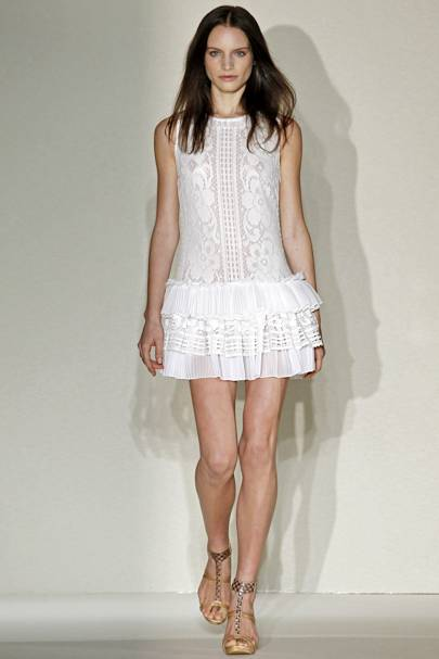 Collette Dinnigan Springsummer 2011 Ready To Wear Show Report