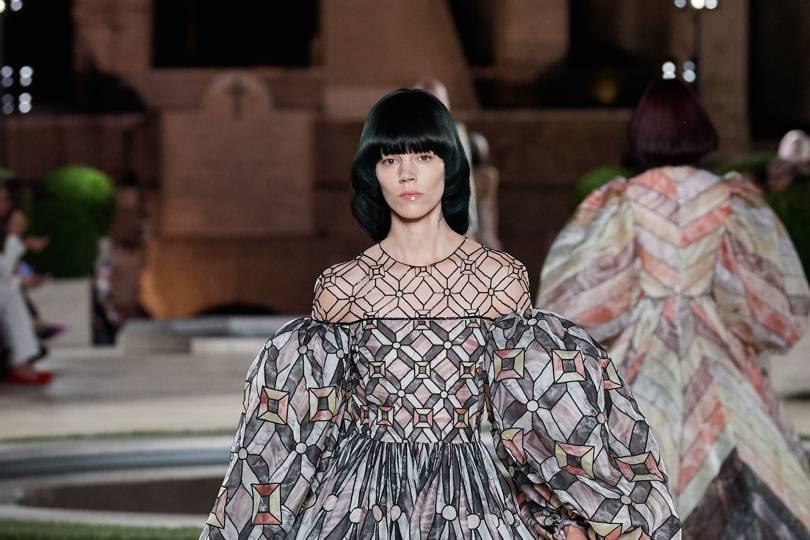 bc0438ad3f Fendi Autumn/Winter 2019 Couture show report | British Vogue