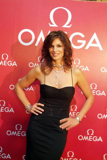 Cindy Crawford's Omega Journey - 2006