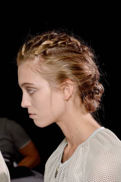 The Streamlined Braid