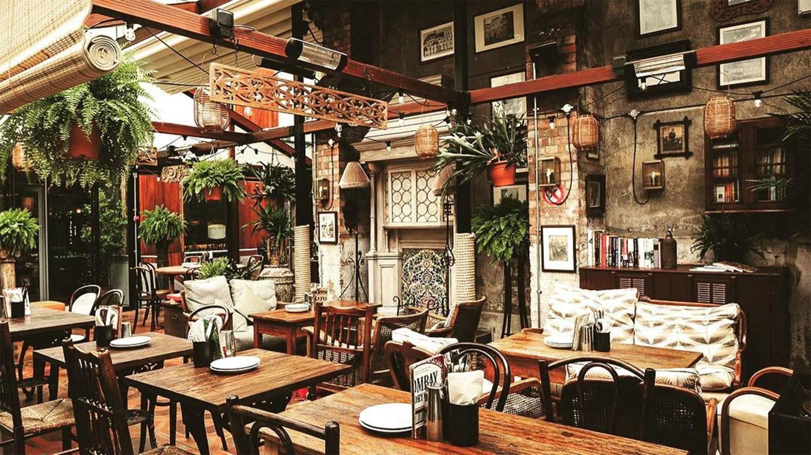 Best Alfresco Dining London | British Vogue
