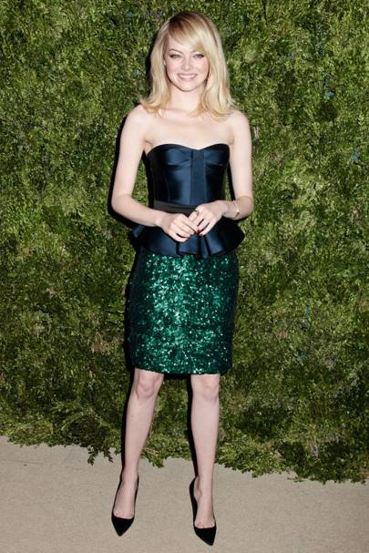 November: CFDA/Vogue Fashion Fund Awards 2012