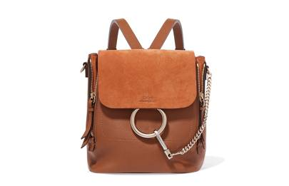 Chloé Faye backpack