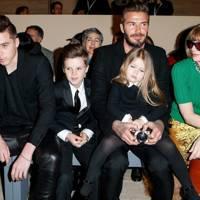 Victoria Beckham show - February 15 2015