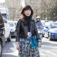 Azu Satoh, student