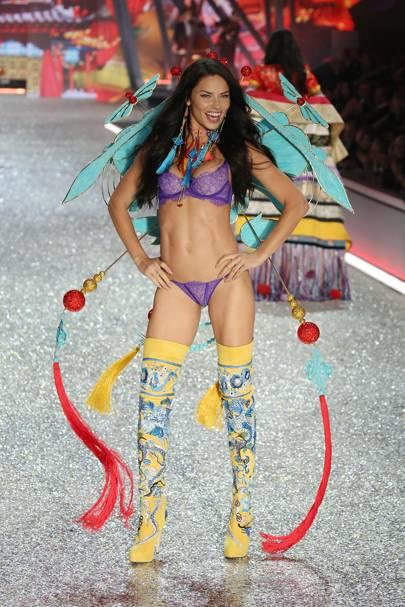 16a15e6775 Angel Adriana Lima On When She ll Retire From Victoria s Secret ...