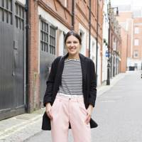 Rasha El-Salin, freelance fashion designer